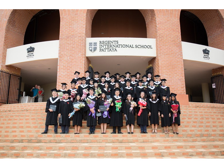 Regents Pattaya - Graduation 2016