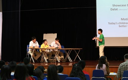 Secondary Debate Day | BVIS HCMC | Nord Anglia