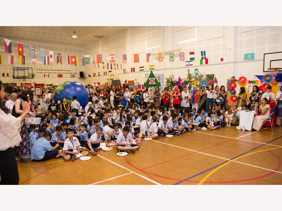 Community's partner takes part in AP1 International Week