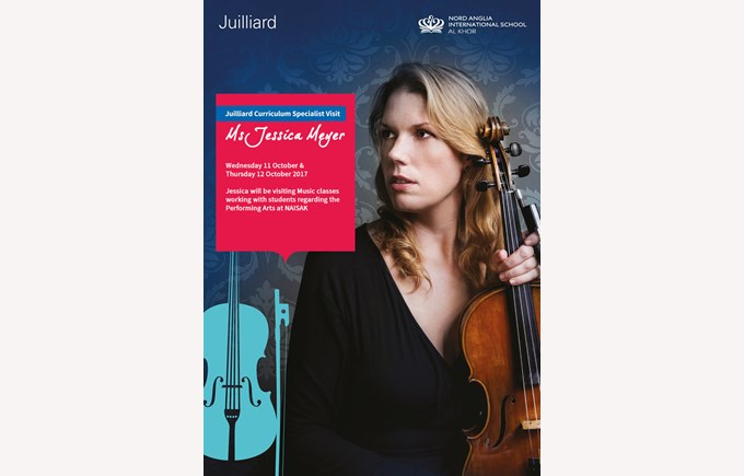 Juilliard Jessica Meyer