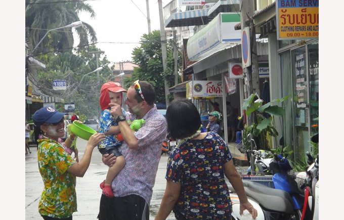 activities with toddlers in Pattaya