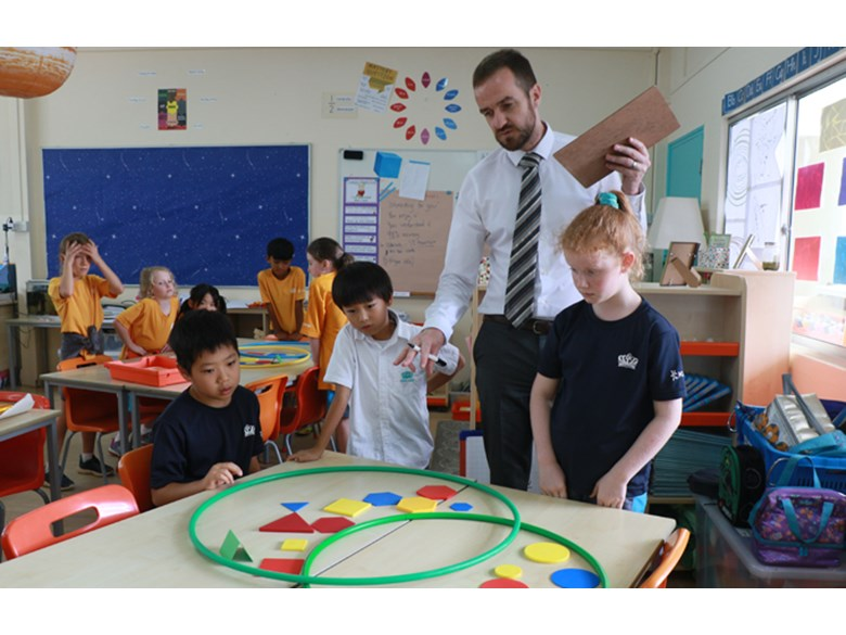 Dover Court International School Singapore, Years 3 and 4 Maths House Day