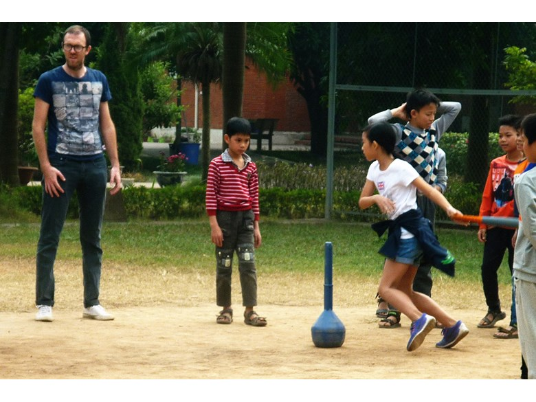 British International School Hanoi community SOS village