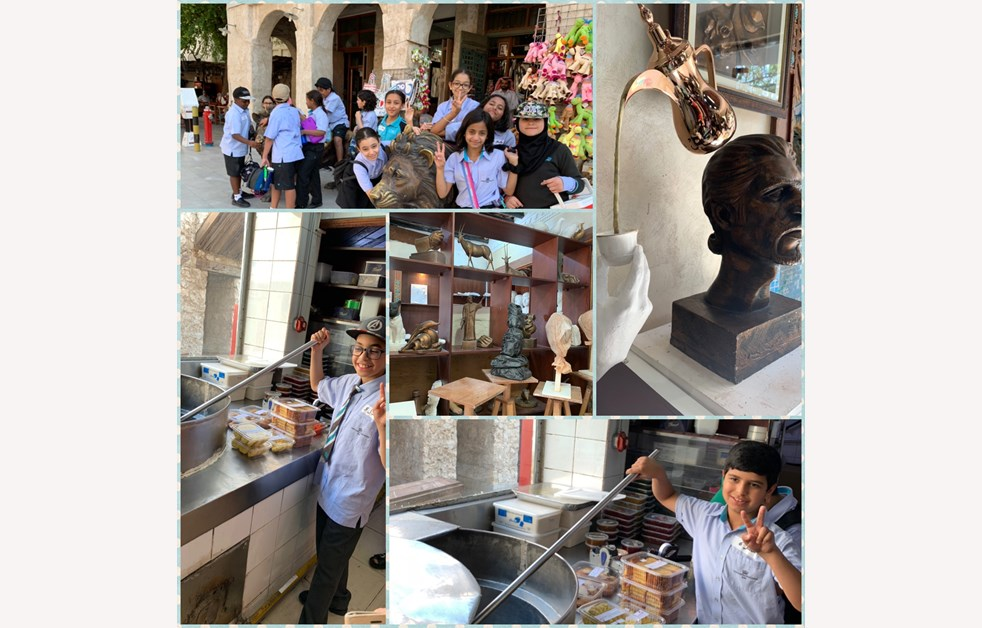 Year 5 and 6 Souq Waqif