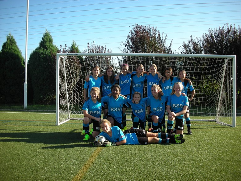 U14 Girls Football