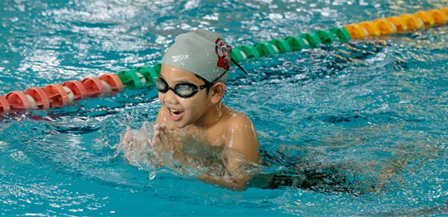 PE and Sports - Swimming | BIS HCMC