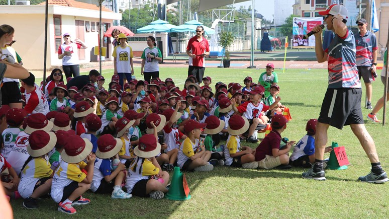 BISHCMC Primary Sports Day Year 1 2019-20