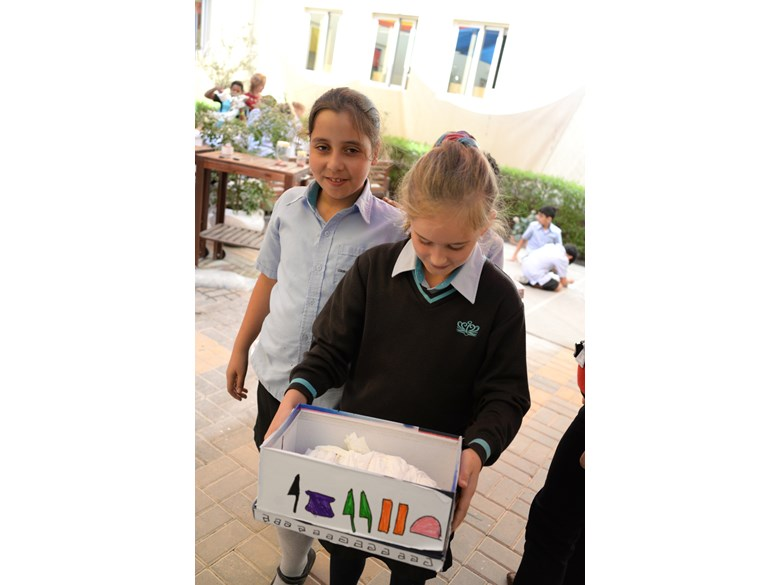 Madinat Khalifa Primary Headlines | Monday 24 February