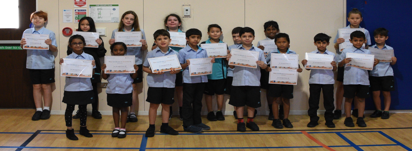 MK Primary 2019 Awards