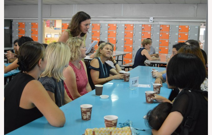 Year 1 Parent Coffee
