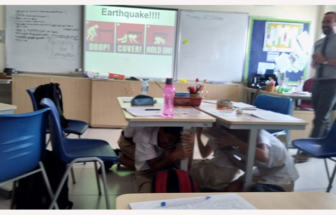 Spotlight on Learning: Earthquakes