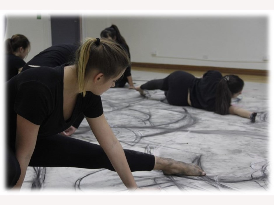 Art/Dance Collaboration