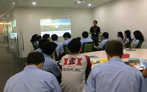University Visits 2019 | BIS HCMC