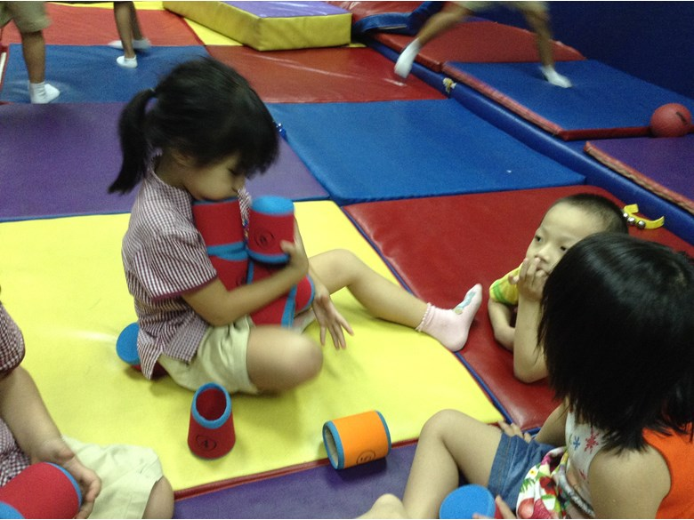 BIS Ho Chi Minh Year 1 Play Dates with Thien Phuoc 2