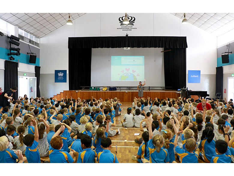 Lower Primary Assembly with Vivienne Scott