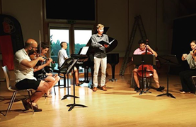 Tapping in to Summer Performing Arts with Juilliard