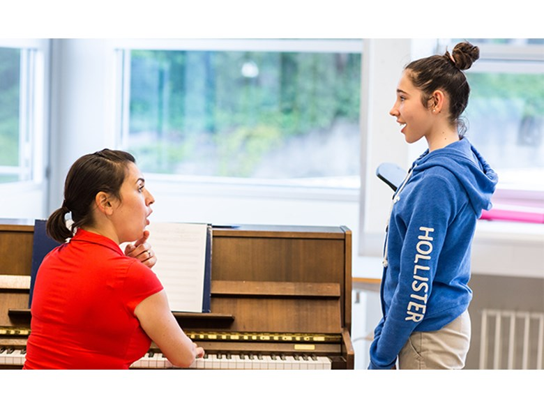 2017 Summer Performing Arts with Juilliard