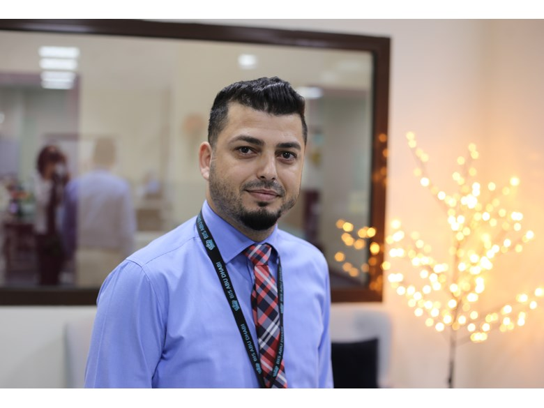 Staff Profile - Jihad Omar