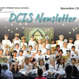 DCIS November and December 2019 Newsletter