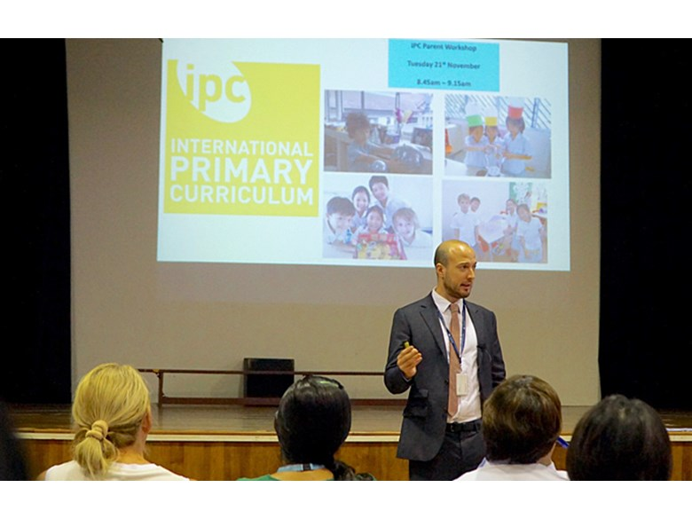 IPC Parent Workshop
