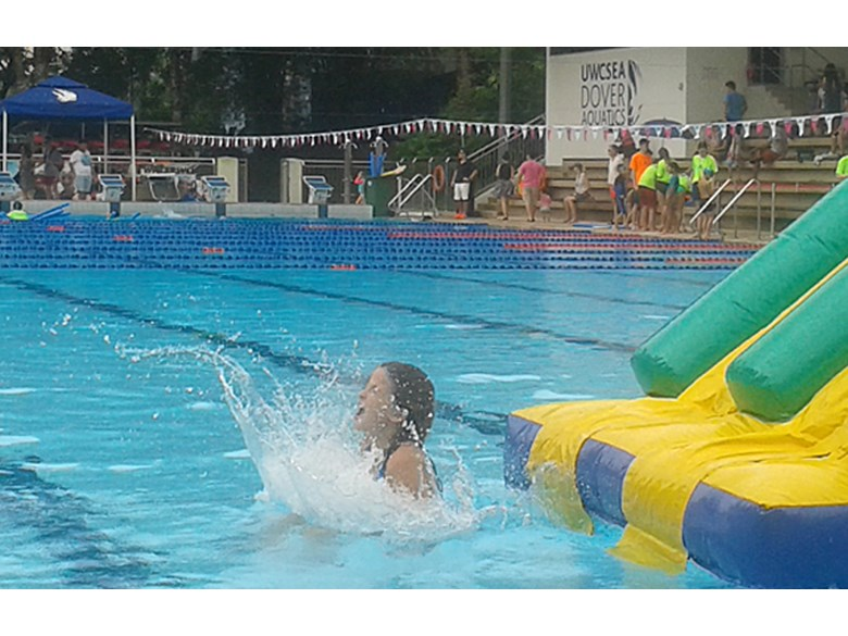 Swimming Carnival at UWC Dover
