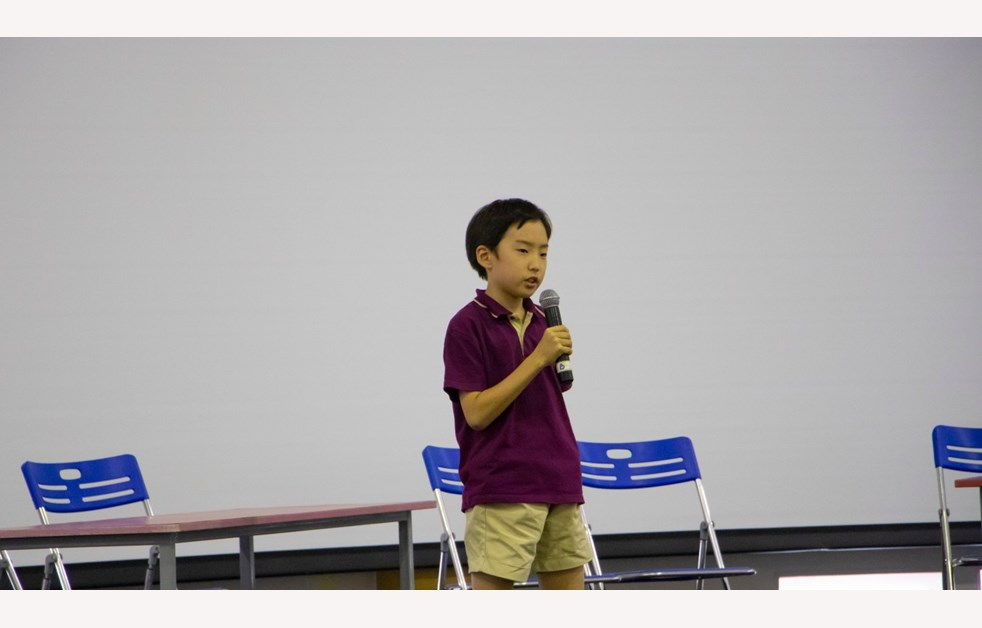 Y5 Speech Competition - Y6 Debate - 19 - 8