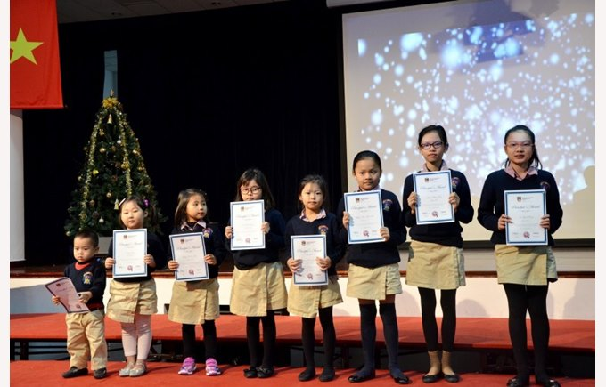 BVIS Hanoi term 1 prize giving (2)