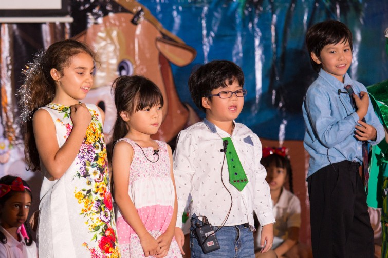 Bertie's Christmas Play at BIS Ho Chi Minh City