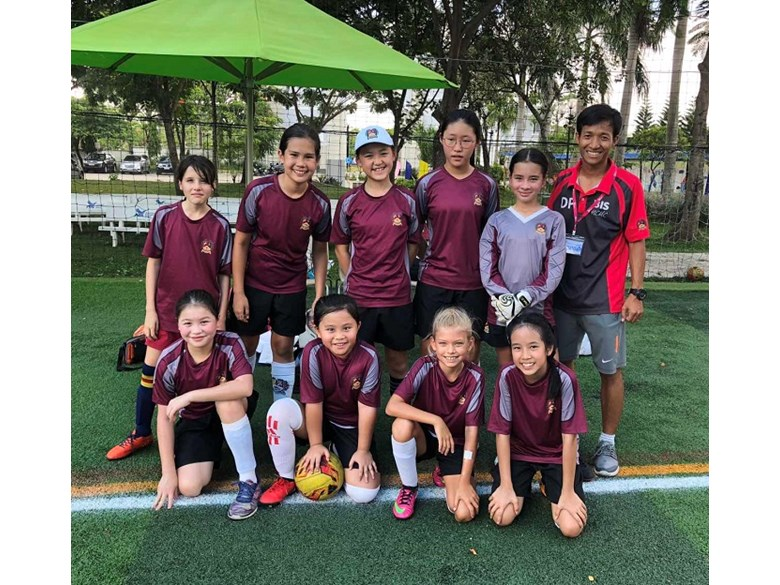 U11 SISAC Girls Football – Pool A (6)
