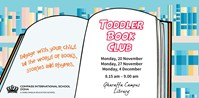 Gharaffa Toddler Book Club