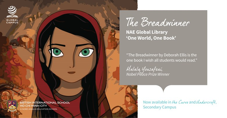 The Breadwinner - Global Library BIS HCMC