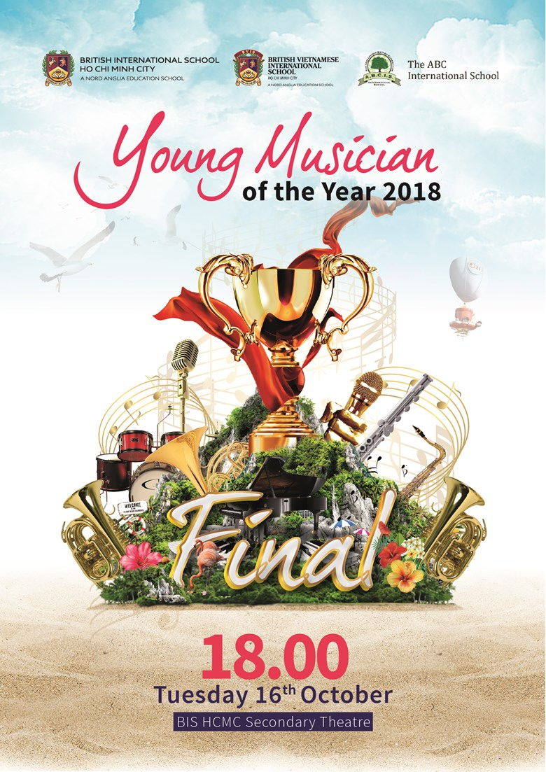 BIS Young Musician 2018 - Final