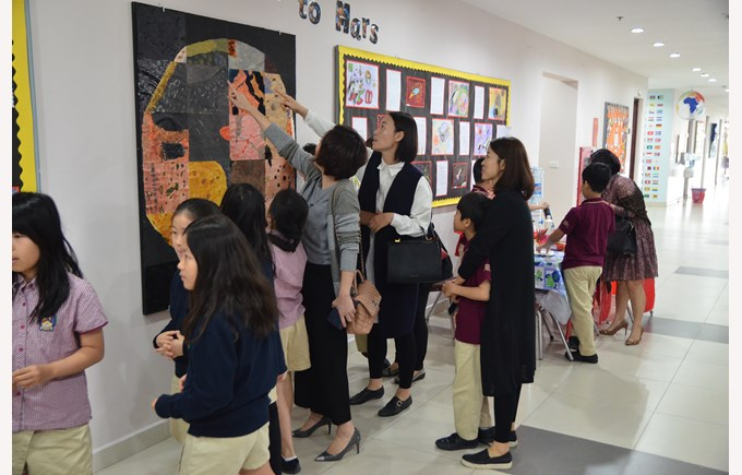 British International School Hanoi - Space