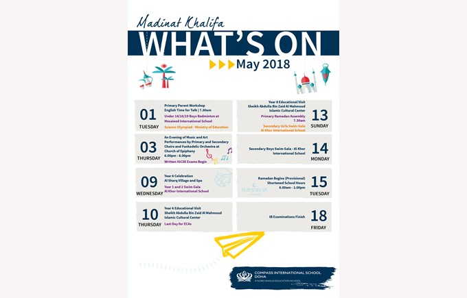 MK What's on in May 2018