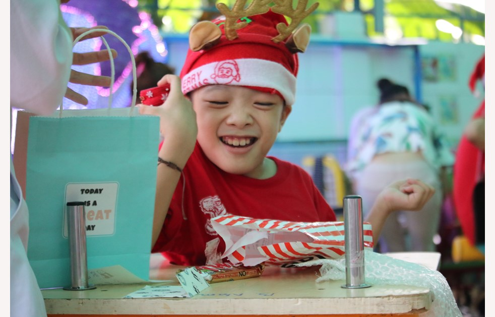 Thien Phuoc BISHCMC Christmas Party 2018 6
