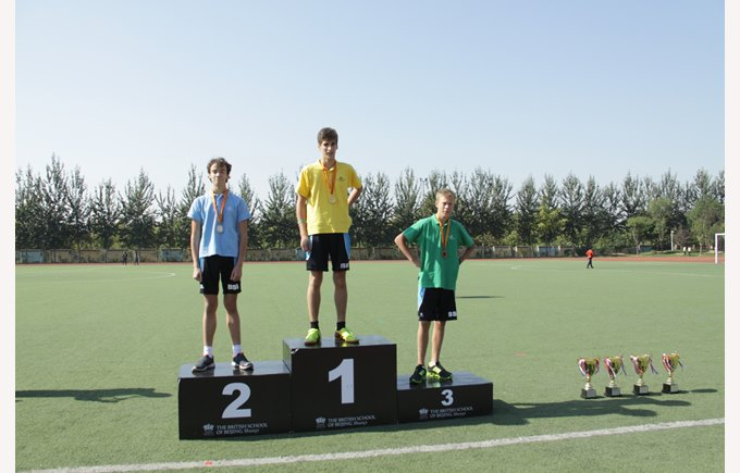 secondary sports day winners