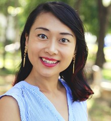 Staff Profile - Yabei Chen