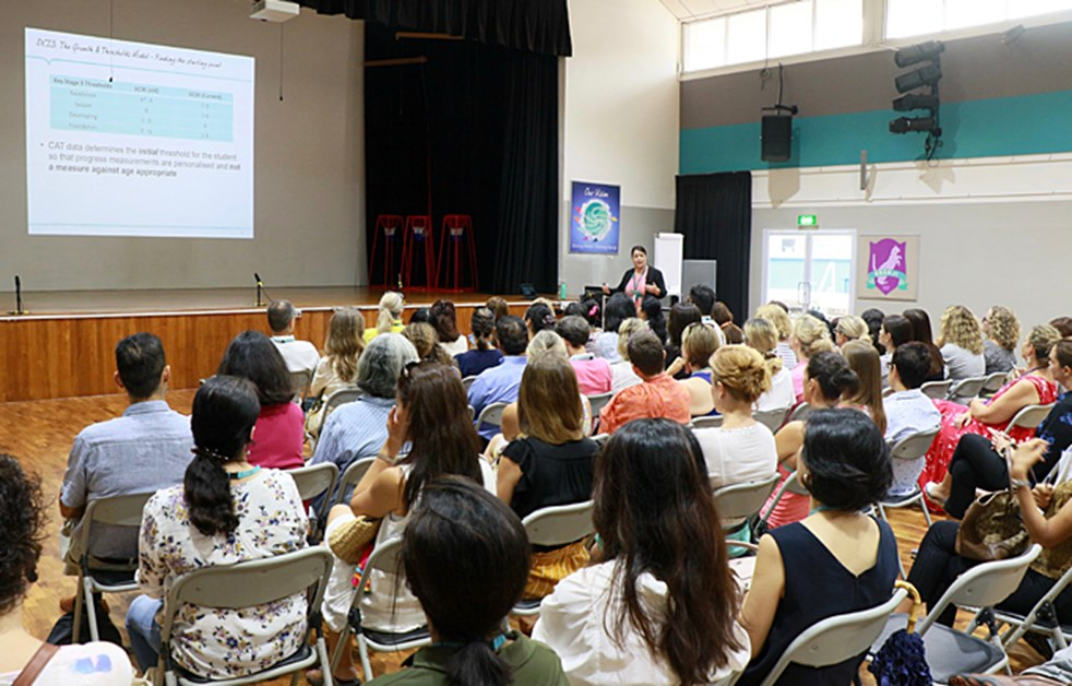 Parent Workshop Secondary Assessment and Reporting