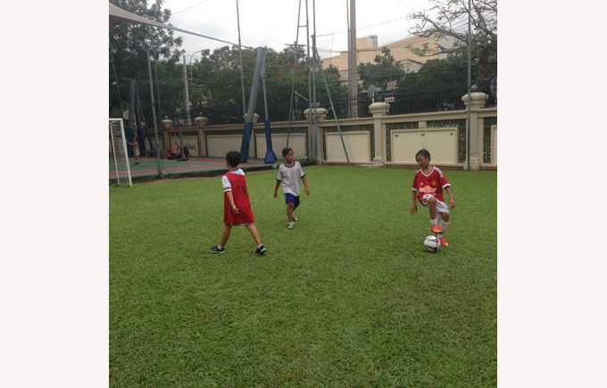 BIS Ho Chi Minh Community Football - 3