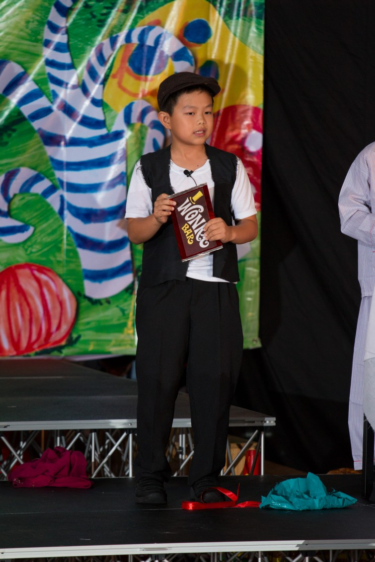 Charlie and The Chocolate Factory BIS Tu Xuong Primary MP3 Production 2015
