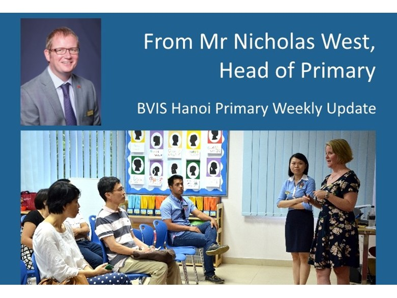 Primary weekly update 20150904