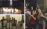 Student from the British International School Shanghai, Puxi, dances with Canada's Royal Winnipeg Ballet