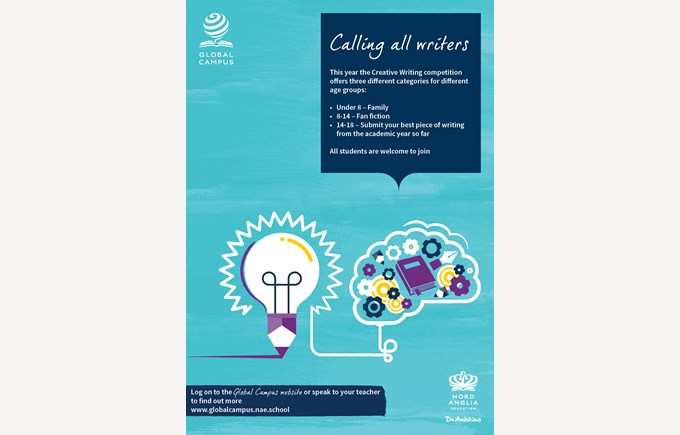 CreativeWriting poster
