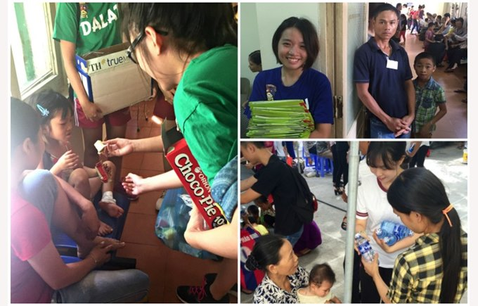 BVIS support Operation Smile 201606