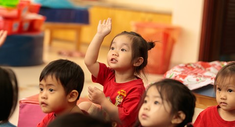 EYFS transits to new environment | BVIS HCMC