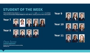 20201127 Student of the week 540x329