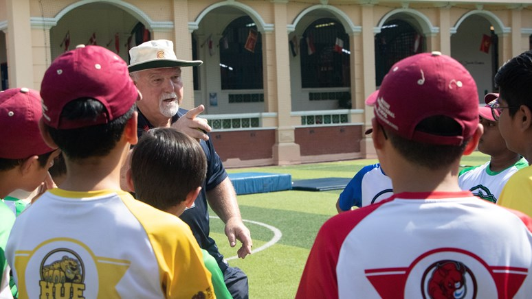 Mike Gatting Cricket 18 - IMG_6771_-min