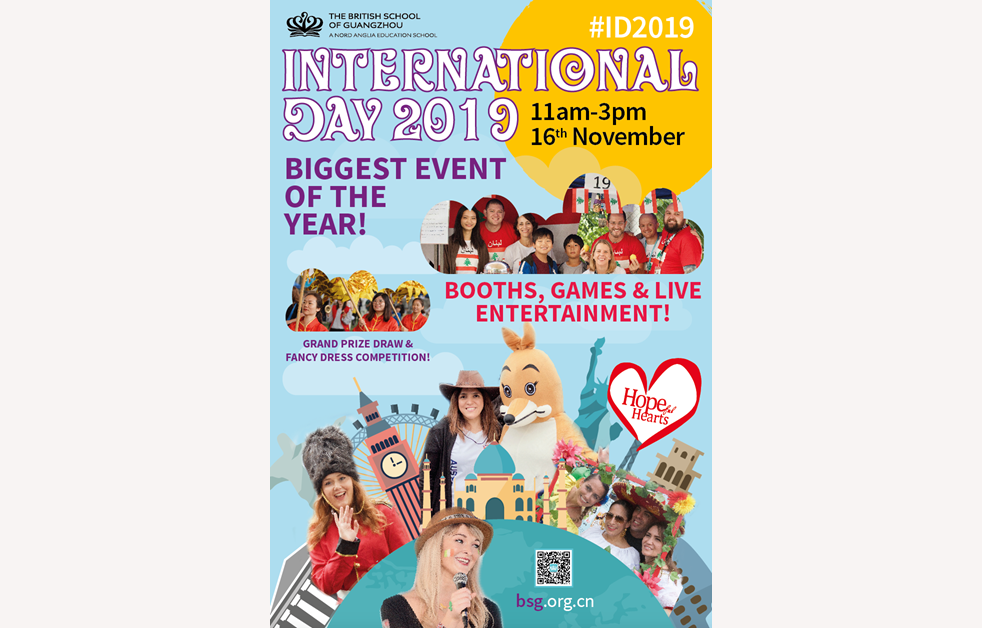 International Day 2019 poster