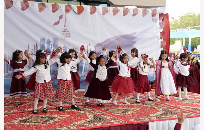 Qatar National Day at Compass School_5461