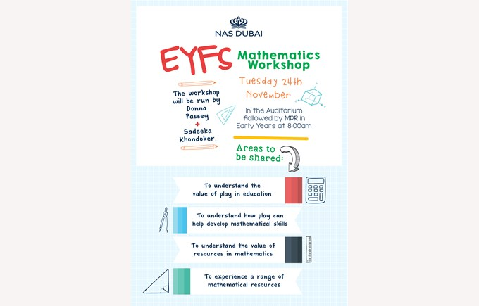 EYFS Mathematics Workshop
